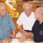 2004. augusztus: Rerrich barátaival találkozik Budapesten - 24 foto